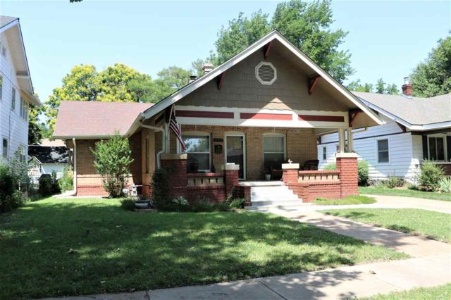 1107 N Woodrow Ave, Wichita, KS 67203 (MLS #552573) :: Wichita Real Estate Connection