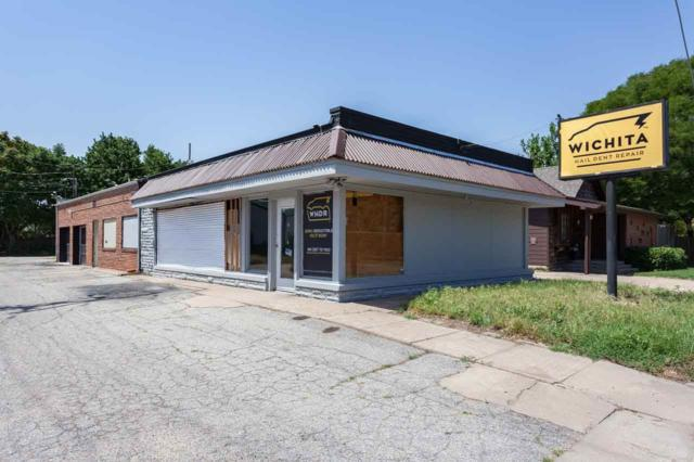 819 W 13th St N, Wichita, KS 67203 (MLS #552626) :: Glaves Realty