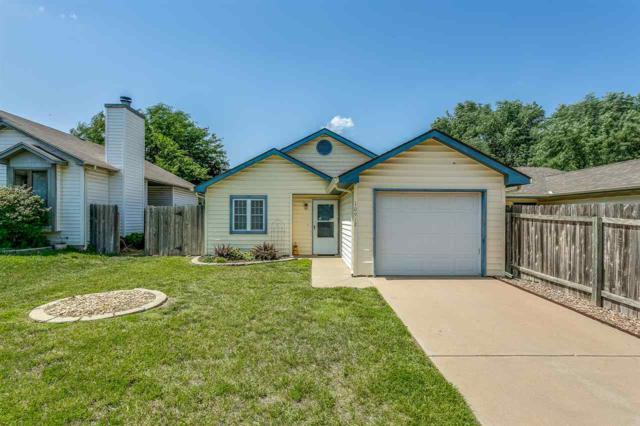 10918 W Grant St, Wichita, KS 67209 (MLS #552632) :: Glaves Realty