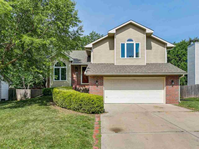 2459 N Button Bush Cir, Derby, KS 67037 (MLS #552639) :: Select Homes - Team Real Estate