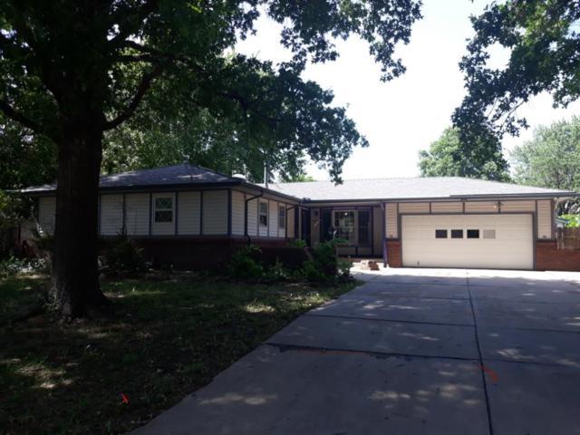 1006 E Post Oak St., Derby, KS 67037 (MLS #552643) :: Select Homes - Team Real Estate