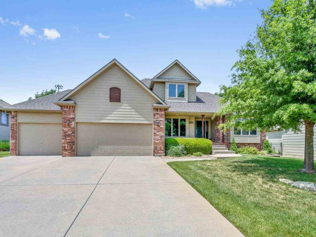 1123 S Arbor Meadows Ct, Derby, KS 67037 (MLS #552648) :: Select Homes - Team Real Estate