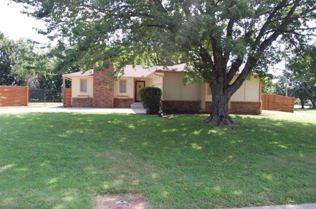 1402 N Tanglewood Ct, Rose Hill, KS 67133 (MLS #552649) :: Better Homes and Gardens Real Estate Alliance