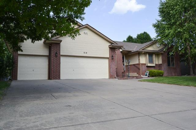 618 N Bay Country St, Wichita, KS 67235 (MLS #552678) :: Better Homes and Gardens Real Estate Alliance