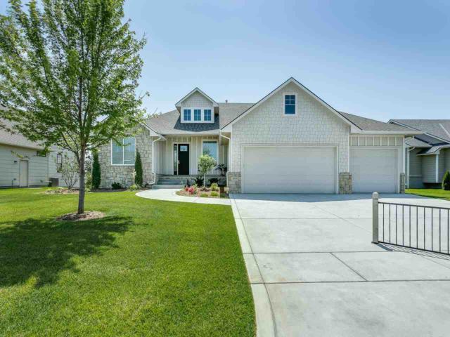 2915 N Gulf Breeze Cir, Wichita, KS 67205 (MLS #552680) :: On The Move