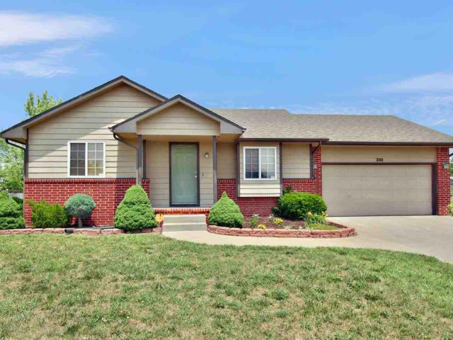 200 W Autumn Blaze St, Goddard, KS 67052 (MLS #552682) :: Select Homes - Team Real Estate