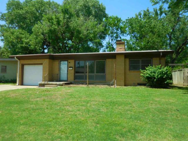 8316 E Morris St, Wichita, KS 67207 (MLS #552685) :: Select Homes - Team Real Estate