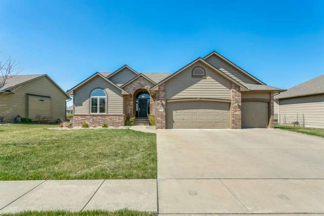 8610 E Scragg Cir, Wichita, KS 67226 (MLS #552688) :: Glaves Realty
