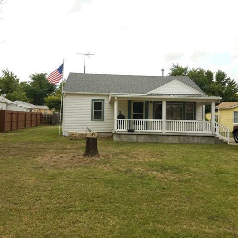 404 E Stafford St., Stafford, KS 67578 (MLS #552694) :: Select Homes - Team Real Estate