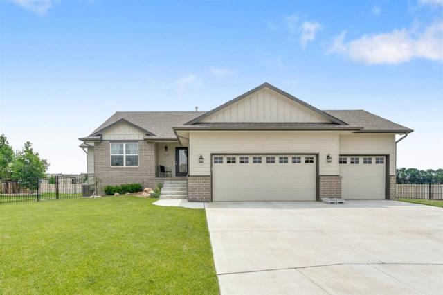 2624 N Bluestone Ct, Andover, KS 67002 (MLS #552698) :: On The Move