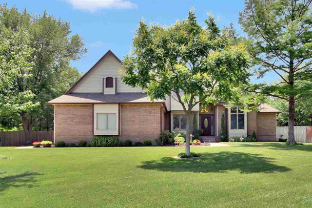 1629 S Heather Lake Ct, Andover, KS 67002 (MLS #552716) :: Glaves Realty