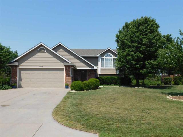 4441 E Falcon, Wichita, KS 67220 (MLS #552723) :: Select Homes - Team Real Estate