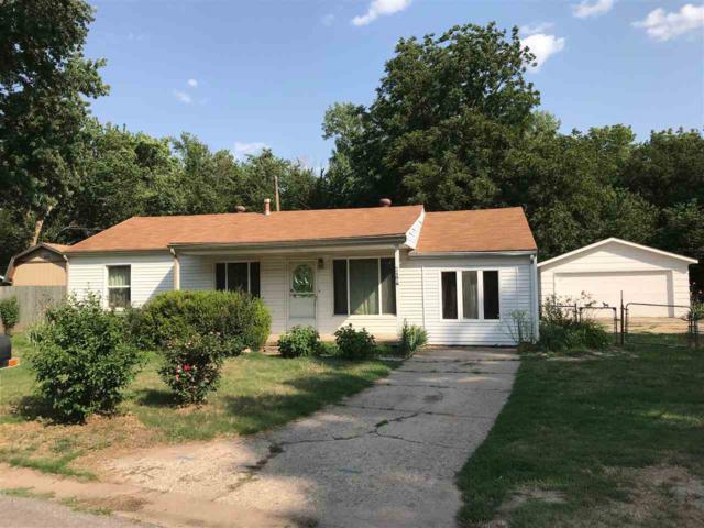 248 Stewart Ct, Haysville, KS 67060 (MLS #552754) :: Better Homes and Gardens Real Estate Alliance