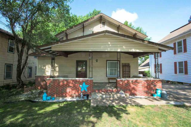 105 N College St, Winfield, KS 67156 (MLS #552783) :: Select Homes - Team Real Estate