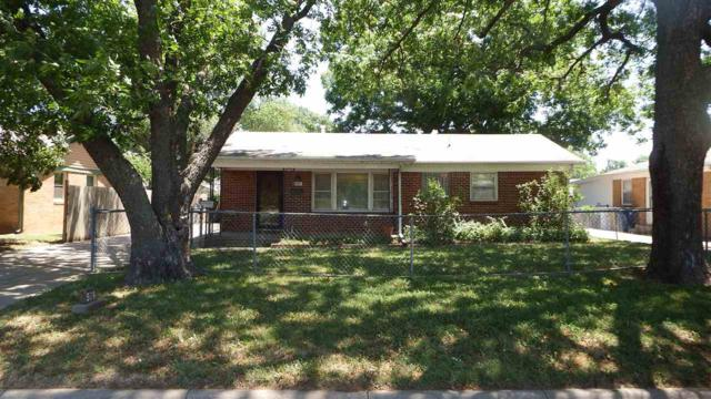 556 S Baltimore Ave, Derby, KS 67037 (MLS #552797) :: Glaves Realty