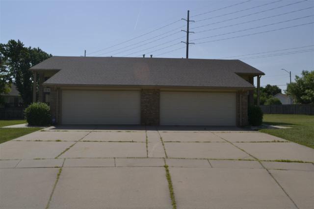 8429 E Parkmont Ct 8431 E Parkmont, Wichita, KS 67207 (MLS #552808) :: Glaves Realty