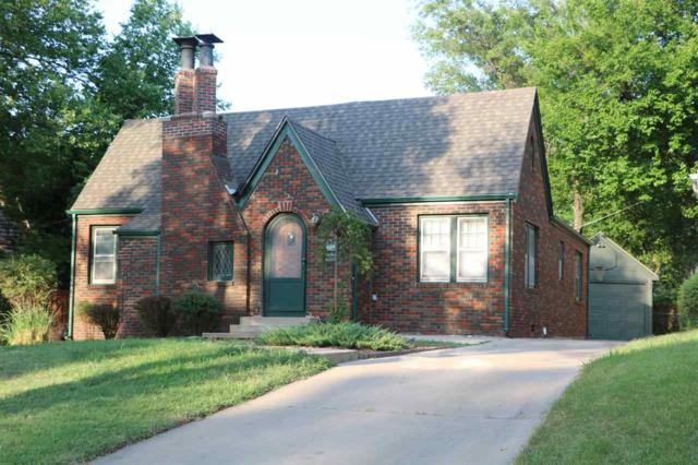 624 N Roosevelt St, Wichita, KS 67208 (MLS #552831) :: On The Move