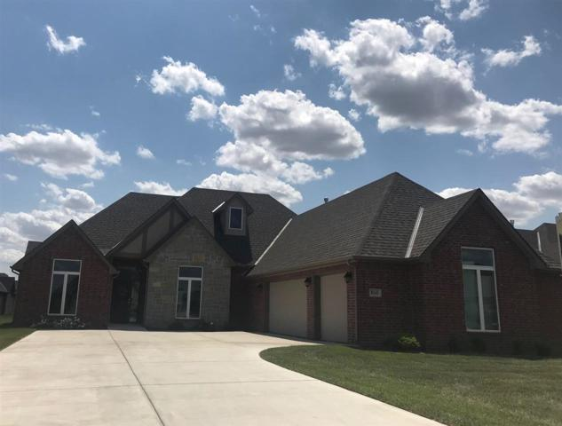 5141 E Brookstone, Bel Aire, KS 67226 (MLS #552854) :: Glaves Realty