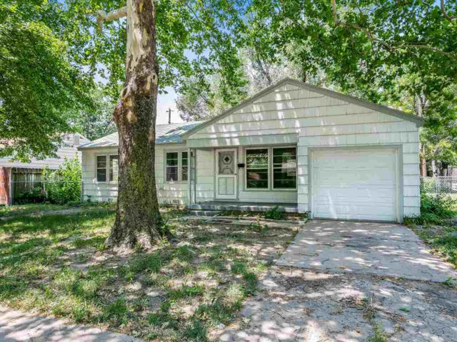 3225 S Osage Ave, Wichita, KS 67217 (MLS #552862) :: On The Move