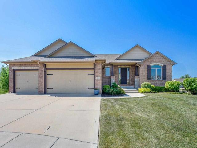 2410 N Graystone Ct, Wichita, KS 67228 (MLS #552863) :: On The Move