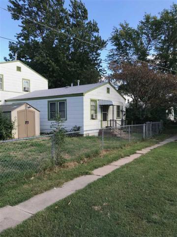 1543 S Pershing Ave, Wichita, KS 67218 (MLS #552880) :: Wichita Real Estate Connection