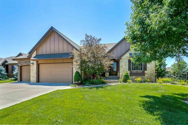 2250 N Stonegate Cir, Andover, KS 67002 (MLS #552906) :: Select Homes - Team Real Estate