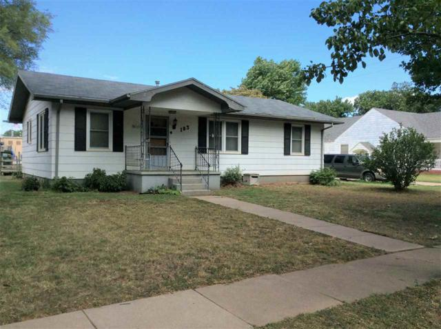 103 N Sedgwick St, Haven, KS 67543 (MLS #552908) :: Wichita Real Estate Connection