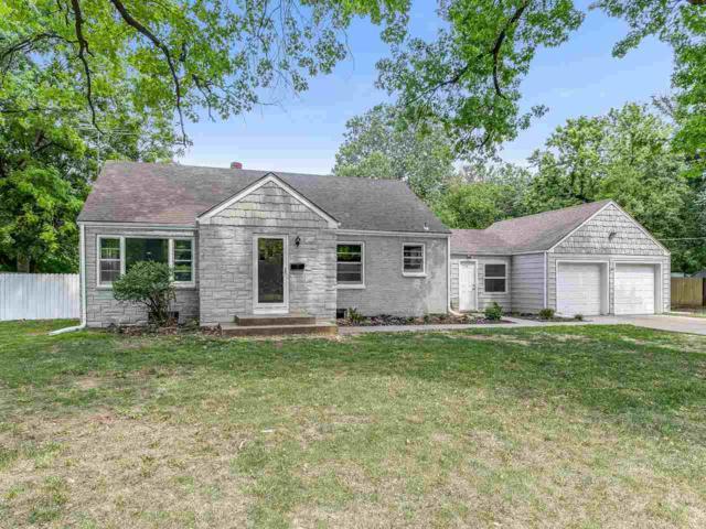 2020 S Erie St, Wichita, KS 67211 (MLS #552915) :: Better Homes and Gardens Real Estate Alliance