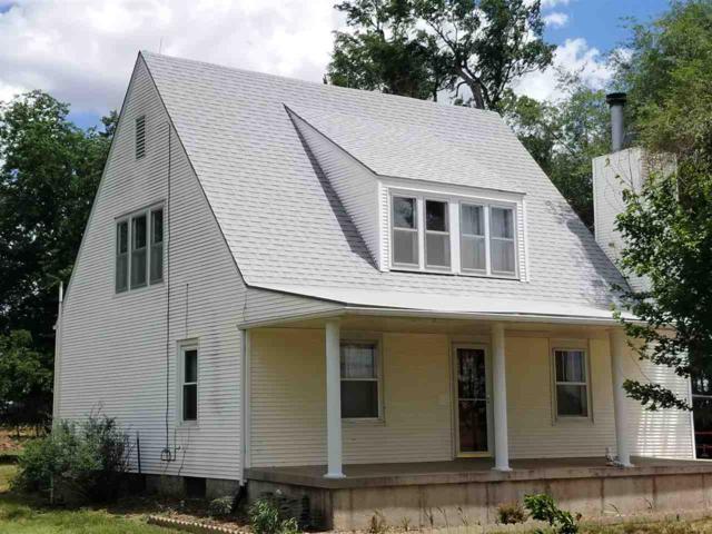 10003 NW 108th St, Moundridge, KS 67107 (MLS #552919) :: Glaves Realty