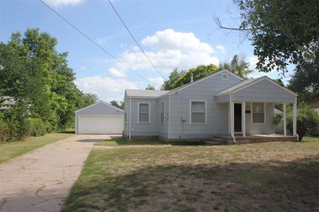 635 W 31st St S, Wichita, KS 67217 (MLS #552935) :: Wichita Real Estate Connection