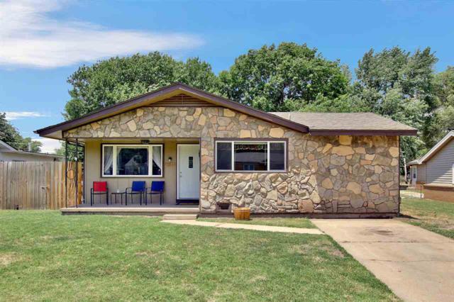 6453 N Kerman Dr, Park City, KS 67219 (MLS #552941) :: Better Homes and Gardens Real Estate Alliance