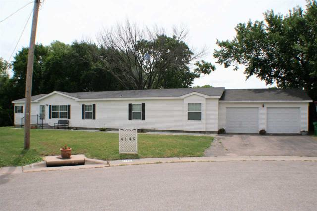 4145 E Jonquil Ct, Wichita, KS 67210 (MLS #552965) :: On The Move