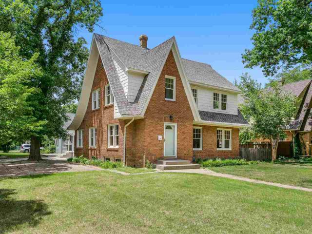 345 S Crestway St, Wichita, KS 67218 (MLS #552966) :: Wichita Real Estate Connection