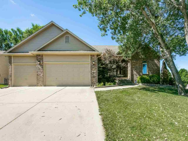 1401 E Hidden Ridge Ct, Derby, KS 67037 (MLS #552971) :: Better Homes and Gardens Real Estate Alliance