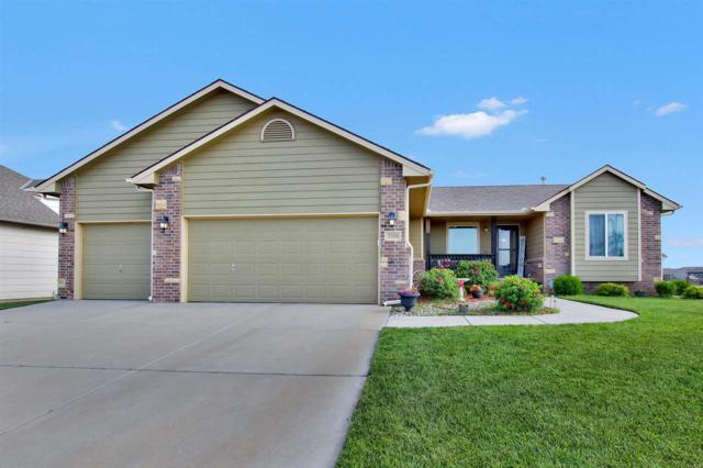 2208 E Sunset, Goddard, KS 67052 (MLS #552977) :: On The Move