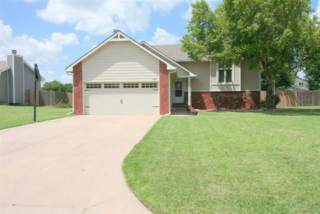 248 W Young St, Rose Hill, KS 67133 (MLS #552984) :: Better Homes and Gardens Real Estate Alliance