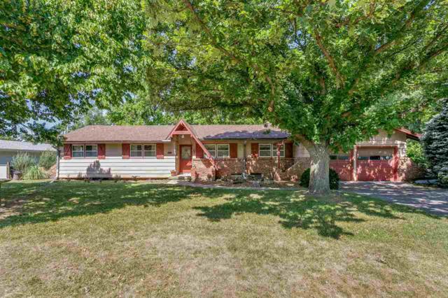 1635 Pennsylvania Ave, El Dorado, KS 67042 (MLS #552989) :: Select Homes - Team Real Estate