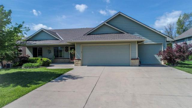 3013 N Triple Creek Dr, Derby, KS 67037 (MLS #552993) :: Better Homes and Gardens Real Estate Alliance