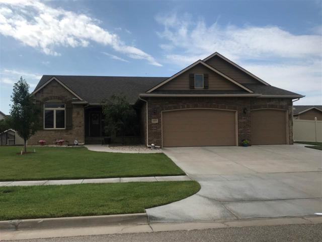 14213 W Hardtner St, Wichita, KS 67235 (MLS #552994) :: Select Homes - Team Real Estate