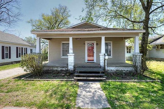 640 W Oak St, Columbus, KS 66725 (MLS #553002) :: Glaves Realty