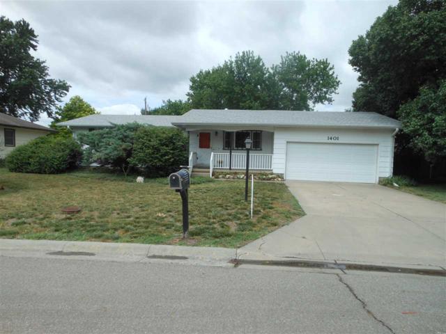1401 Berry, Newton, KS 67114 (MLS #553008) :: Wichita Real Estate Connection