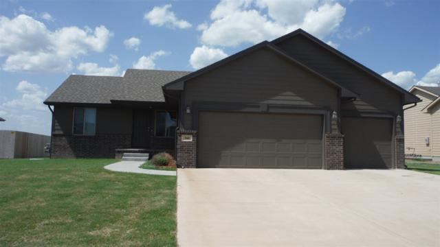 260 W Sunrise Circle, Rose Hill, KS 67133 (MLS #553013) :: Better Homes and Gardens Real Estate Alliance