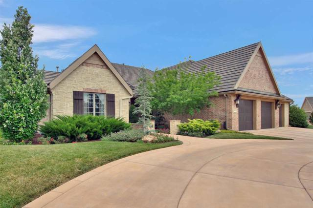 10532 E Genova St, Wichita, KS 67206 (MLS #553016) :: On The Move