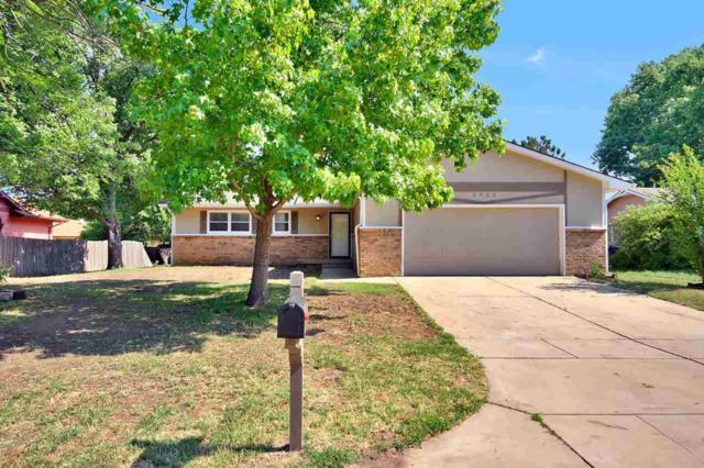 5722 Ayesbury Cir, Wichita, KS 67220 (MLS #553017) :: Better Homes and Gardens Real Estate Alliance