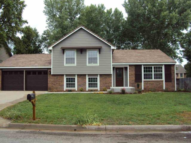 14010 E Bayley Circle, Wichita, KS 67230 (MLS #553018) :: Better Homes and Gardens Real Estate Alliance