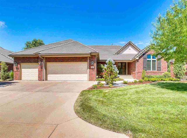 35 E Stonebridge Cir, Wichita, KS 67230 (MLS #553023) :: On The Move