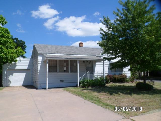 802 N Old Manor, Wichita, KS 67208 (MLS #553025) :: Better Homes and Gardens Real Estate Alliance