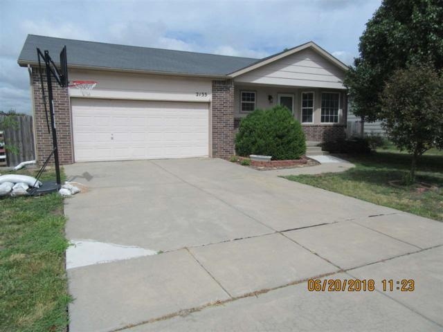 2133 S Parkridge St, Wichita, KS 67209 (MLS #553027) :: Wichita Real Estate Connection
