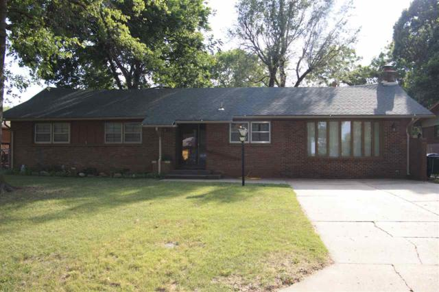 8 N Maus Ln, Wichita, KS 67212 (MLS #553028) :: Better Homes and Gardens Real Estate Alliance