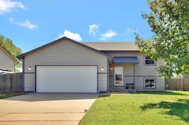 1616 S Cranbrook Ave, Wichita, KS 67207 (MLS #553031) :: Glaves Realty